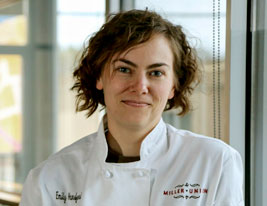 Chef Emily Hansford