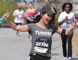Hunger Walk/Run 2013 Runner