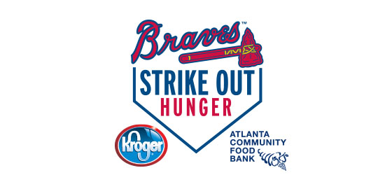 Braves Strike Out Hunger