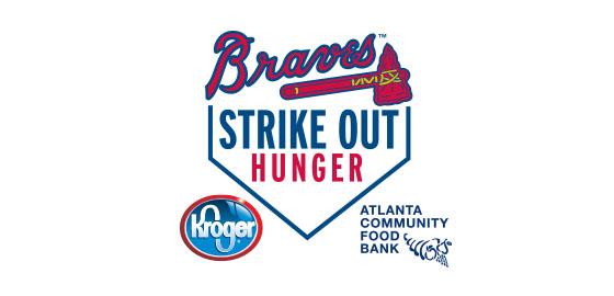 Braves Strike Out Hunger